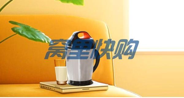 九阳(joyoung)豆浆机 五谷时尚系列