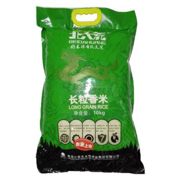 北大荒长粒香米 10kg/包 0178