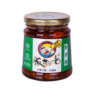 饭扫光野香菌 280g/瓶 7129