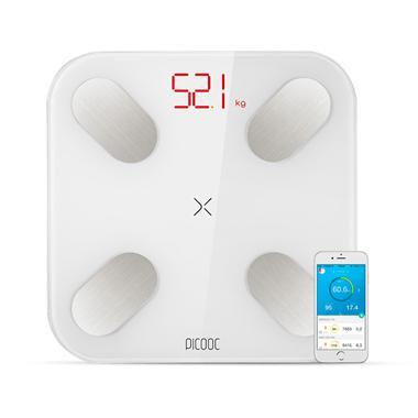 有品PICOOC智能体脂秤10项数据精准测体重秤  7032