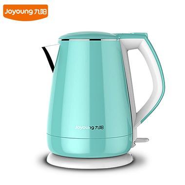 Joyoung/九阳 K15-F23电热水壶食品级304不锈钢烧水壶 1.5升 4880