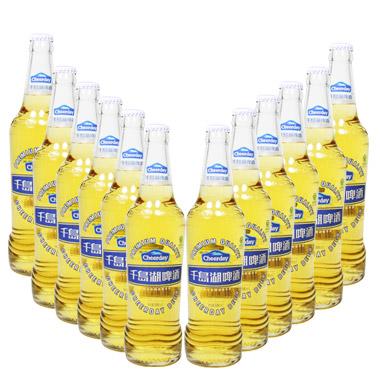 千岛湖瓶装啤酒图片