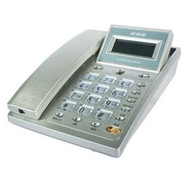 步步高电话机 6101