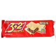 康师傅3+2苏打夹心饼干香草巧克力味 3200 125g/袋