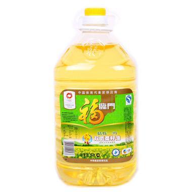 菜籽油的价格_【菜籽油】福临门双低菜籽油 5L/桶 0533【品牌_促销_价格_优惠 ...