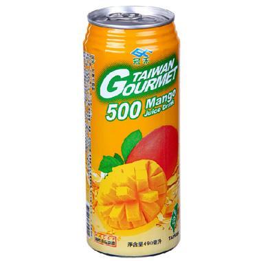 【台湾】美钻芒果汁 490ml 5014