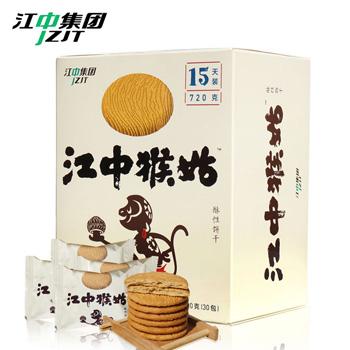 猴姑饼干怎么样_江中猴菇酥性饼干15天装720g/盒0851【品牌_促销_价格_优惠_特价
