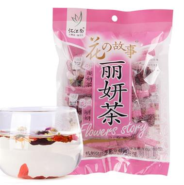 忆江南 丽妍茶 100g/袋 1138