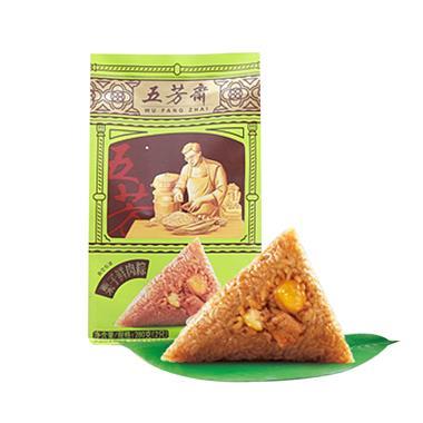 【端午】五芳斋栗子鲜肉粽2只装 280g  3432
