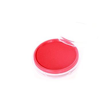 晨光快干印台(透明圆)红色 AYZ97512A 7129