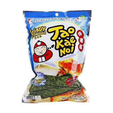 【泰国】小老板牌调味海苔(海鲜味)32g/包 3603