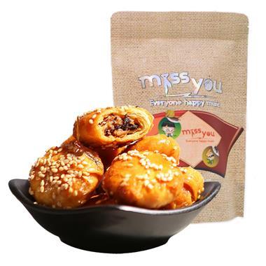笑林红糖酥饼 250g/包 0145