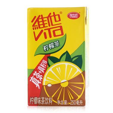 维他ViTa 柠檬茶 250ml/盒  4456