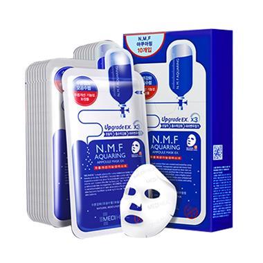【韩国】美迪惠尔水润保湿面膜10片/盒2234