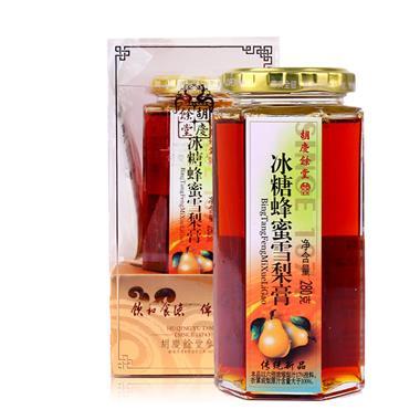 胡庆余堂冰糖蜂蜜雪梨膏280ml/瓶 5803