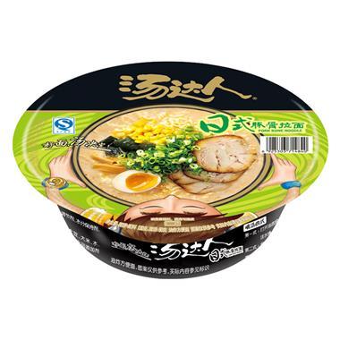 统一汤达人日式豚骨拉面 130g/碗 泡面 方便面 4840