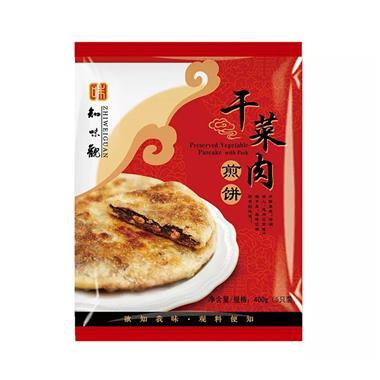 【知味观】干菜肉煎饼 400g 0195