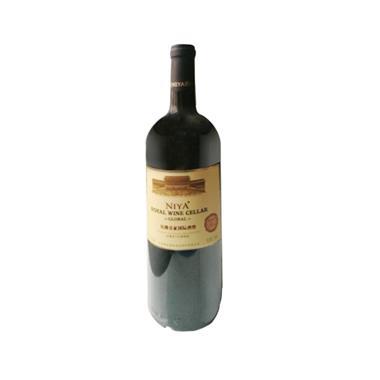 尼雅皇家国际酒窖5号酒窖赤霞珠干红葡萄酒 750ml/瓶  4239