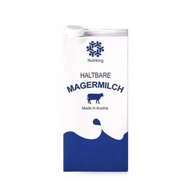 【奥地利】纽爵脱脂牛奶1L/盒 4604
