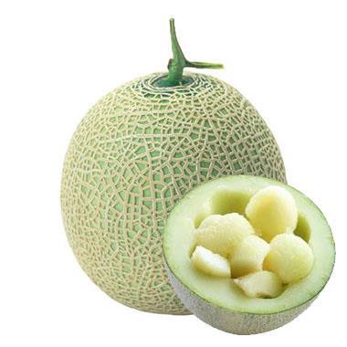 【海南】网纹蜜瓜 一只 1.25kg