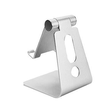 铝合金创意懒人支架 金属银  6360