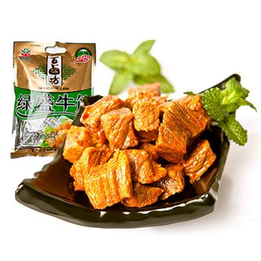绿盛百卤坊牛肉原味68g/包 0050