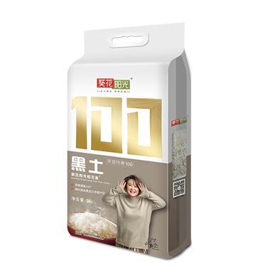 葵花阳光 东北大米黑土稻花香5kg 2606