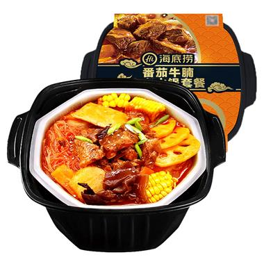 海底捞番茄牛腩自煮火锅套餐365g/盒 0049