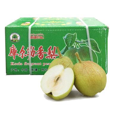 【新疆】 库尔勒一级香梨 净重约5.5kg/箱