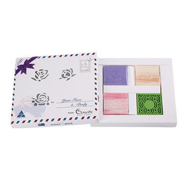【澳大利亚】缤健紫色礼盒皂80g*3块/盒 0507