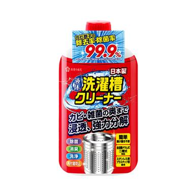 【日本】浪漫樱花洗衣机槽清洗剂550g/瓶 5014