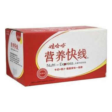 娃哈哈营养快线-菠萝味500ml*15瓶 7407