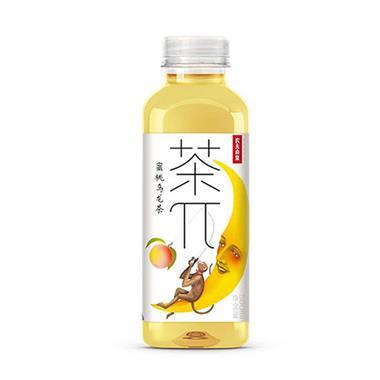 农夫山泉茶π蜜桃乌龙茶 500ml/瓶 3569