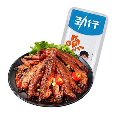 劲仔小鱼酱汁味12g/包 5755