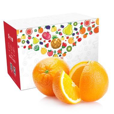 【南非】进口脐橙 礼盒装 约8斤