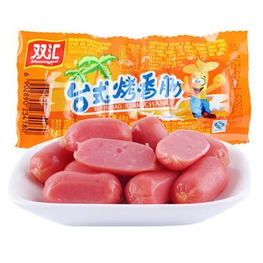 双汇台式烤香肠45g/包 4180