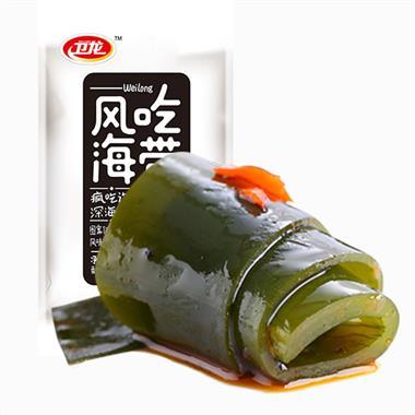 卫龙风吃海带香辣味50g/包 5568