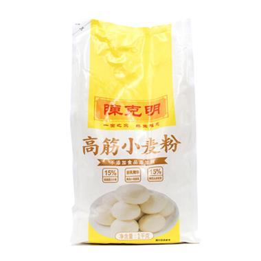 陈克明高筋小麦粉1kg/包 6867