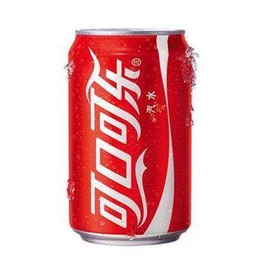 【可口可乐】可口可乐 330ml/罐1142