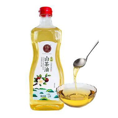 【山茶油】千岛湖瑤记冷榨山茶油 1L/瓶 0369