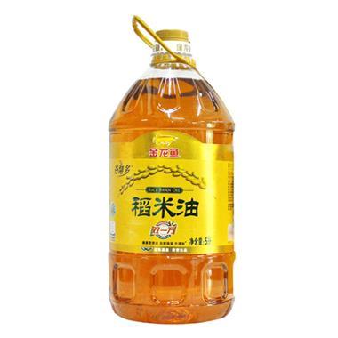 【稻米油】金龙鱼稻米油 5L/桶 双一万 6929