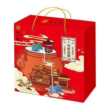 知味观知味团圆礼盒1700g/盒2186