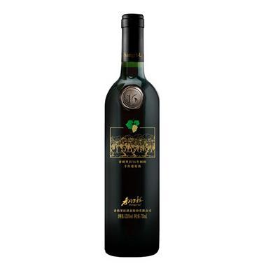 香格里拉16年树龄干红葡萄酒 750ml/瓶 9976