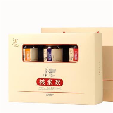 【汪记】核家欢坚果炒货礼盒968g/盒   0018