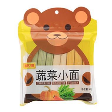 陈克明宝贝蔬菜小面280g/袋 23903