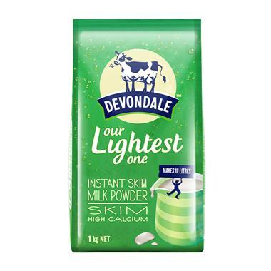 【澳大利亚】德运脱脂乳粉1kg/袋 99005