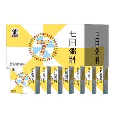 塞翁福 七日粥料礼盒1050g 6967