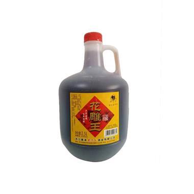 莫干山花雕王桶装黄酒 2.5L/桶 0334