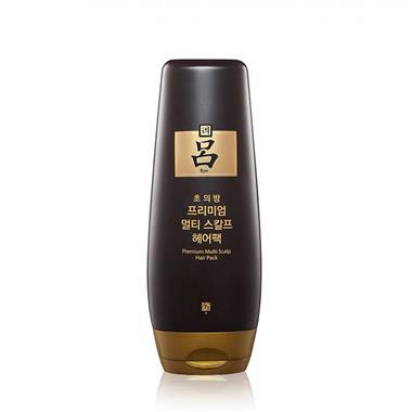 【韩国】黑吕萃恒护多效理发膜 300ml/瓶  45264