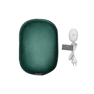 爱登简约电热暖袋N10绿色 26874
